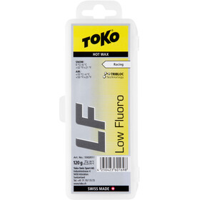Toko LF Hot Wax 120g yellow